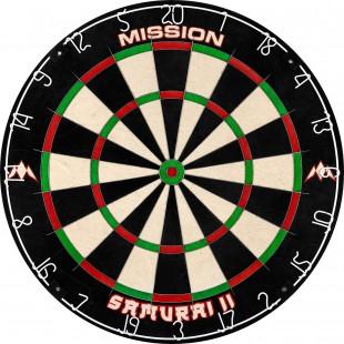 Mission Samurai 2 dartbord