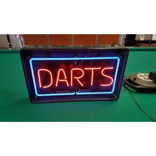 Neon verlichting Darts - Margeprijs
