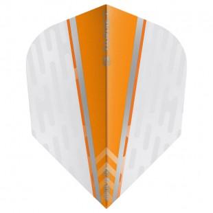 Target White Wing Orange Vision.Ultra No6 flight 331590