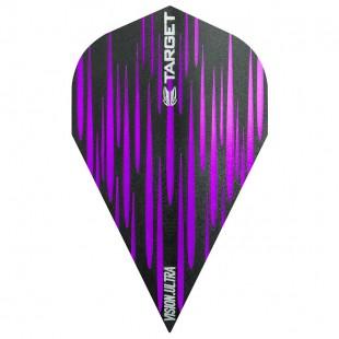 Target Spectrum Purple Vision.Ultra Vapor flight 332340
