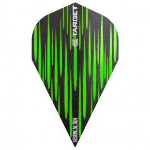Target Spectrum Green Vision.Ultra Vapor flight 332350