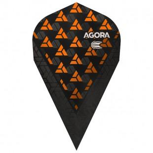 Target Agora Orange Ultra.Ghost+ Vapor flight 332670