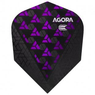 Target Agora Purple Ultra.Ghost+ No6 flight 332680