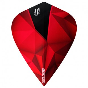 Target Shard Crimson Ultra.Chrome Kite flight 333090