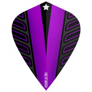 Target Voltage Purple Vision.Ultra Kite flight 333400