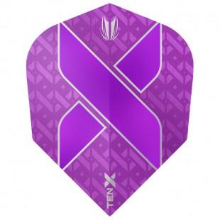 Target Ten-X Purple flight 333500