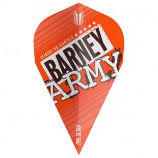 Target Barney Army Orange Pro.Ultra Vapor flight 334300