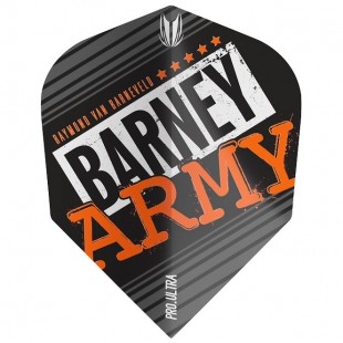 Target Barney Army Black Pro.Ultra No6 flight 334320