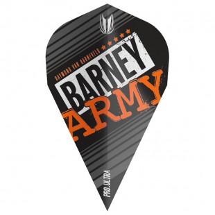 Target Barney Army Black Pro.Ultra Vapor flight 334350