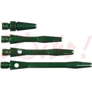 Aluminium shafts groen