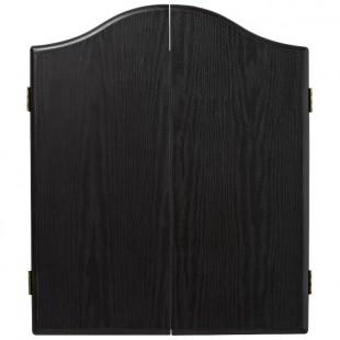 Winmau Black DeLuxe cabinet gesloten