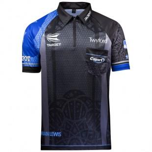 Target CoolPlay shirt Adrian Lewis 2019 voorzijde