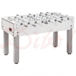 Garlando G-500 Pure White voetbaltafel