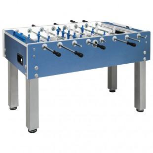 Garlando G-500 Weatherproof voetbaltafel Blauw