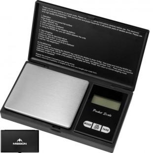 Mission Quark Pocket Scale - Dartpijl Weegschaal