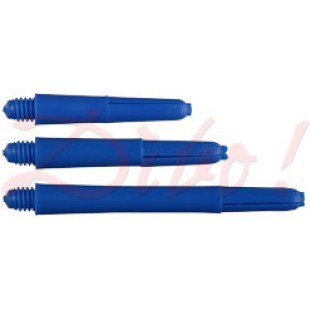 Nylon shaft blauw
