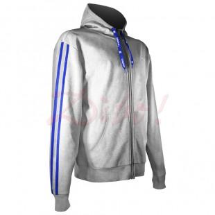 Target Coolplay Hoodie grijs/blauw
