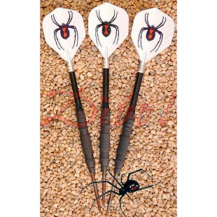 Black Widow 27 gram knurled