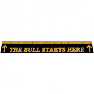 Werplijn 'The Bull Starts Here'