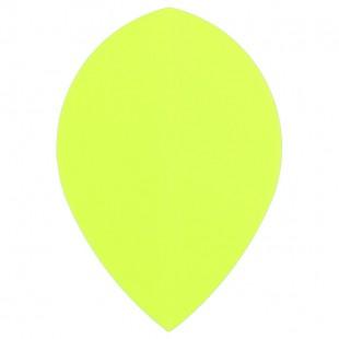 Poly Fluor pear yellow flight