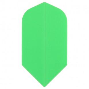 Poly Fluor slim green flight