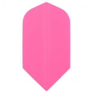 Poly Fluor slim pink flight