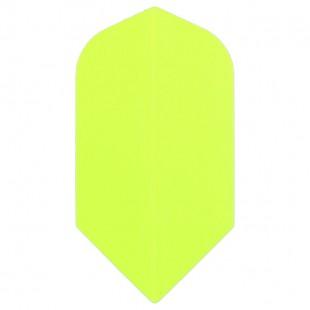 Poly Fluor slim yellow flight
