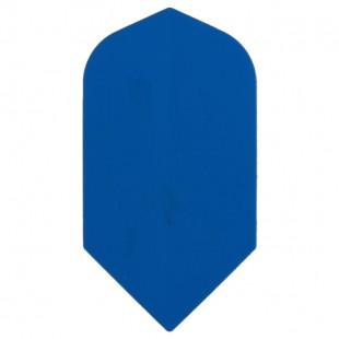 Poly Plain slim blue flight