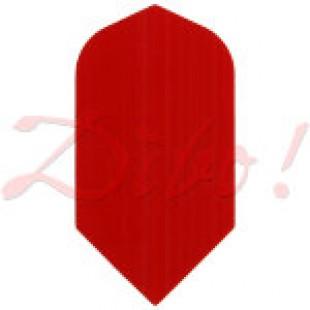 Poly Plain slim red flight