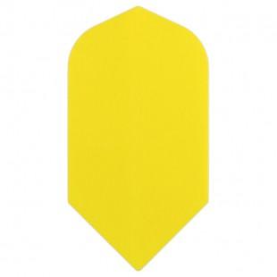 Poly Plain slim yellow flight