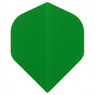 Poly Plain standard green flight