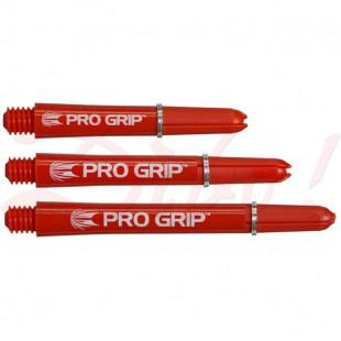Target Pro Grip shaft rood