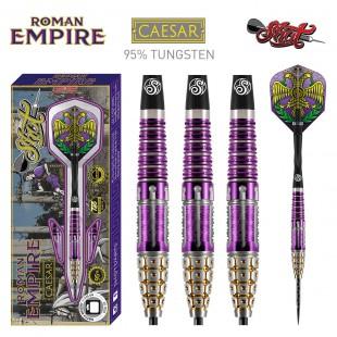 Shot darts Roman Empire Ceasar