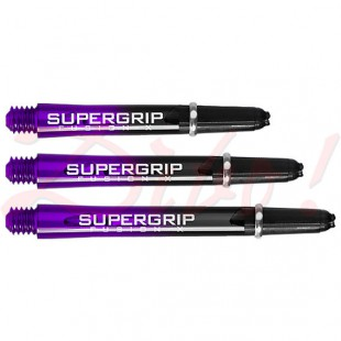 Harrows Supergrip Fusion X shaft Purple