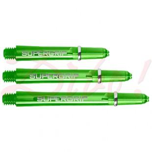 Harrows Supergrip shaft green