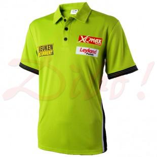 XQmax Michael van Gerwen match shirt voorzijde