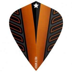 Target Voltage Orange Vision.Ultra Kite flight 333360