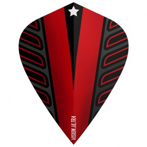 Target Voltage Red Vision.Ultra Kite flight 333440