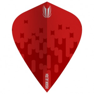 Target Arcade Red Vision.Ultra Kite flight 333590