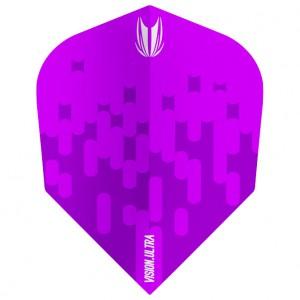 Target Arcade Purple Vision.Ultra No6 flight 333850