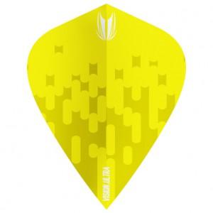 Target Arcade Yellow Vision.Ultra Kite flight 333890