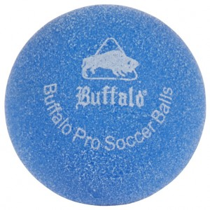 Buffalo Pro Soccer Balls Blauw blister 6