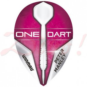 Winmau Peter Manley flight 6700.115