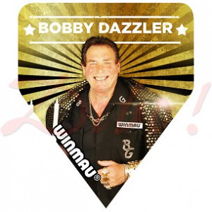 Winmau Bobby George delta flight 6900.199