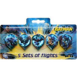 Batman 5-pack flights