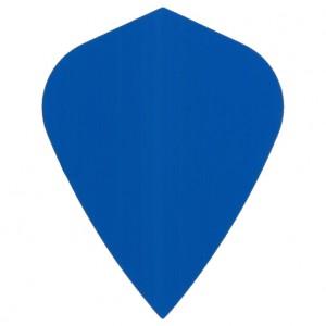 Poly Plain kite blue flight