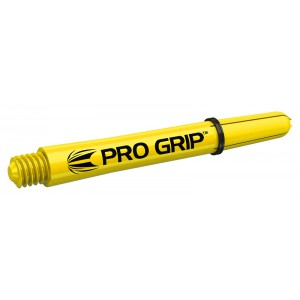 Target Pro Grip shaft Geel