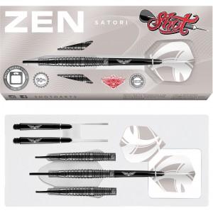 Shot darts Zen Satori