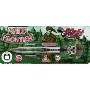 Shot darts Wild Frontier Trapper