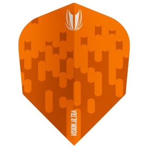 Target Arcade Orange Vision.Ultra Ten-X flight 333810